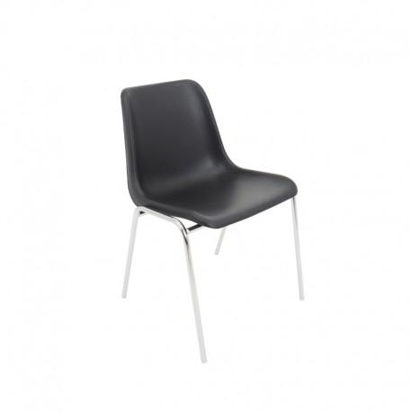 Krzesło Maxi Chrom Rurka